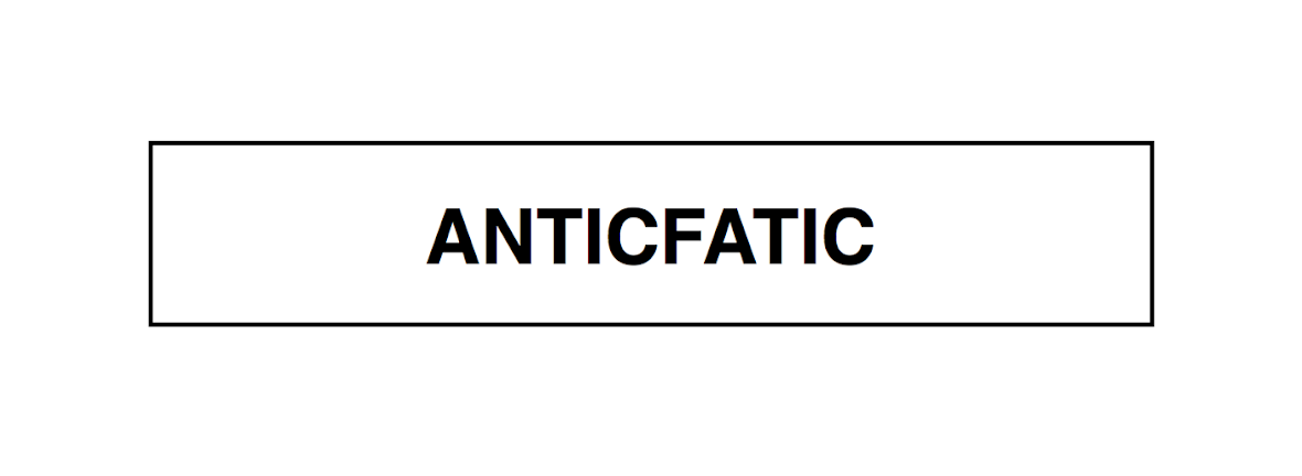 ANTICFATIC