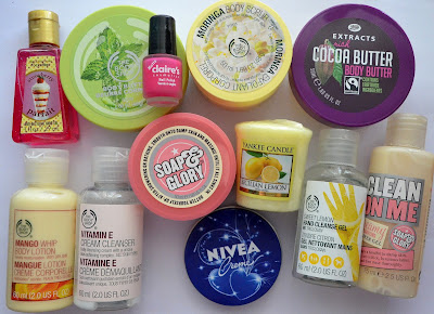 Miniature beauty products