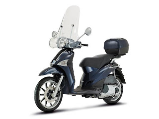 Piaggio Liberty 3V 125 (2013) Front Side