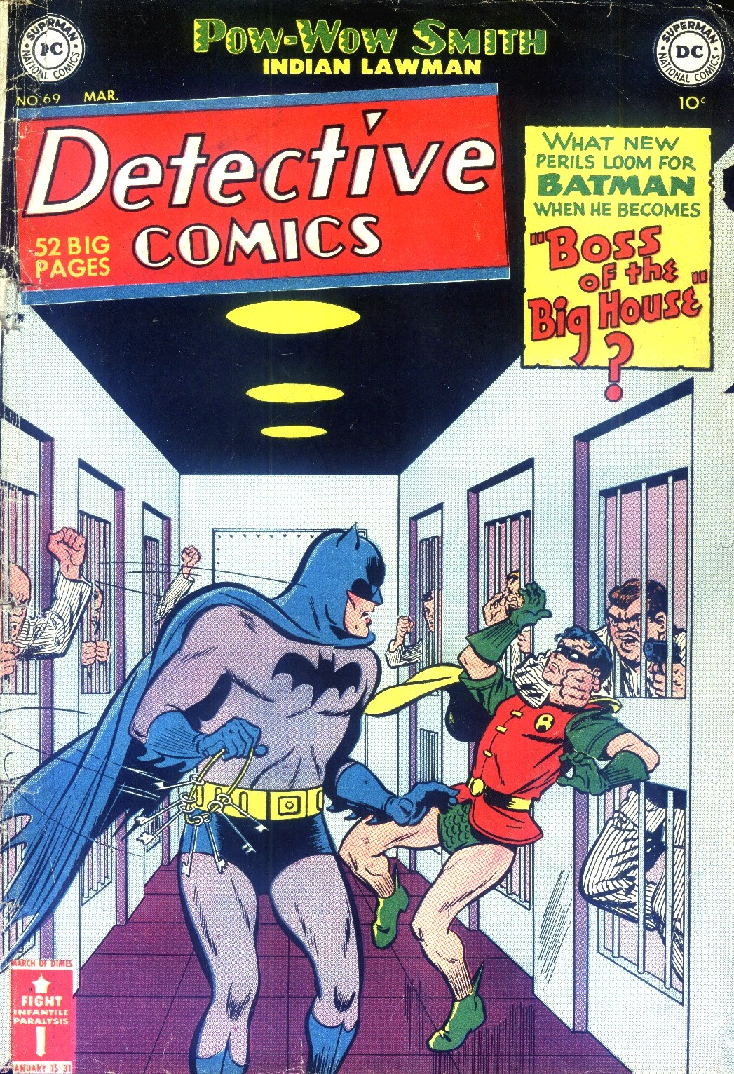 Detective Comics (1937) 169 Page 1