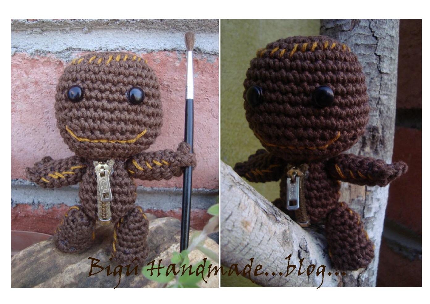 Big handmade sackboy en crochet big handmade sackboy en crochet dt1010fo