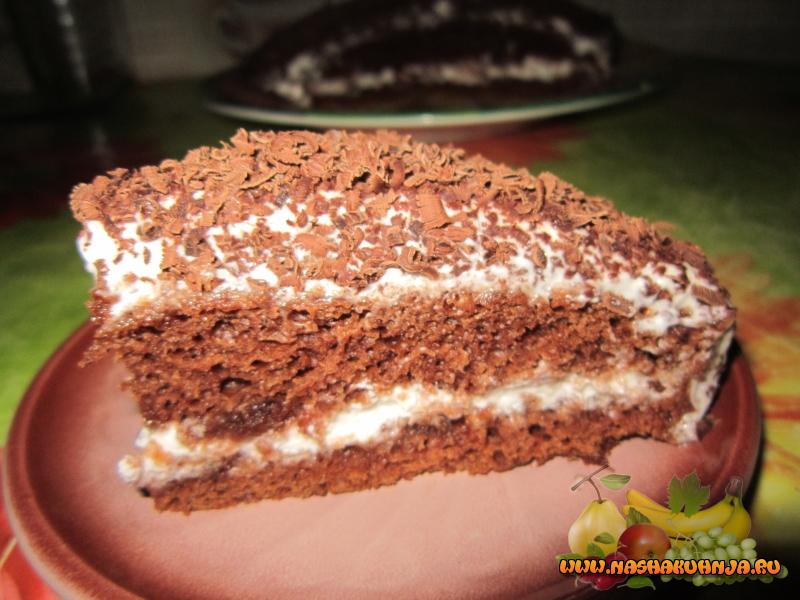 Лёгкие рецепты шоколадных тортов в домашних условиях