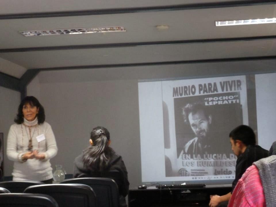 Dra. Ana Risso. Argentina