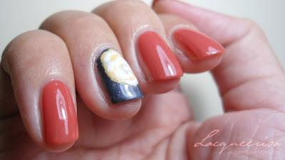 Nails TopShop Country Bumpkin