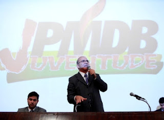 """""""O PMDB tem que voltar a falar a língua do povo"""""""