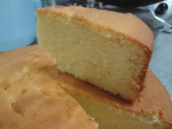 dari dapur rin simply sweet cheezy butter cake yang