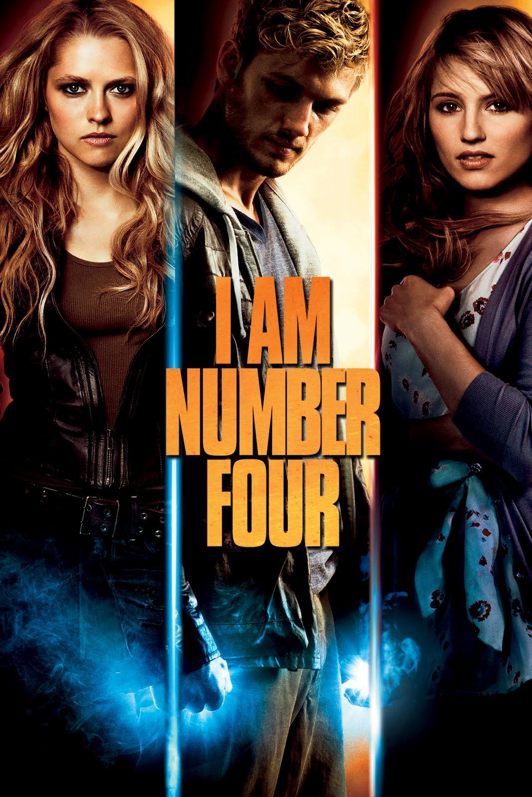 Multiple Filmstörung: I Am Number Four (2011) I Am Number Four Movie Poster