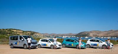Η Opel στηρίζει την 1η Υποβρύχια Χορευτική Παράσταση Παγκοσμίως 'Drops of Breath'