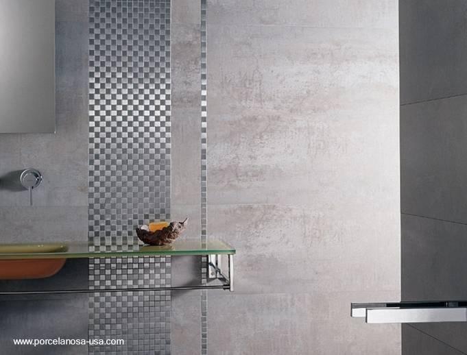 Arquitectura de casas revestimientos para las paredes en for Revestimiento banos modernos