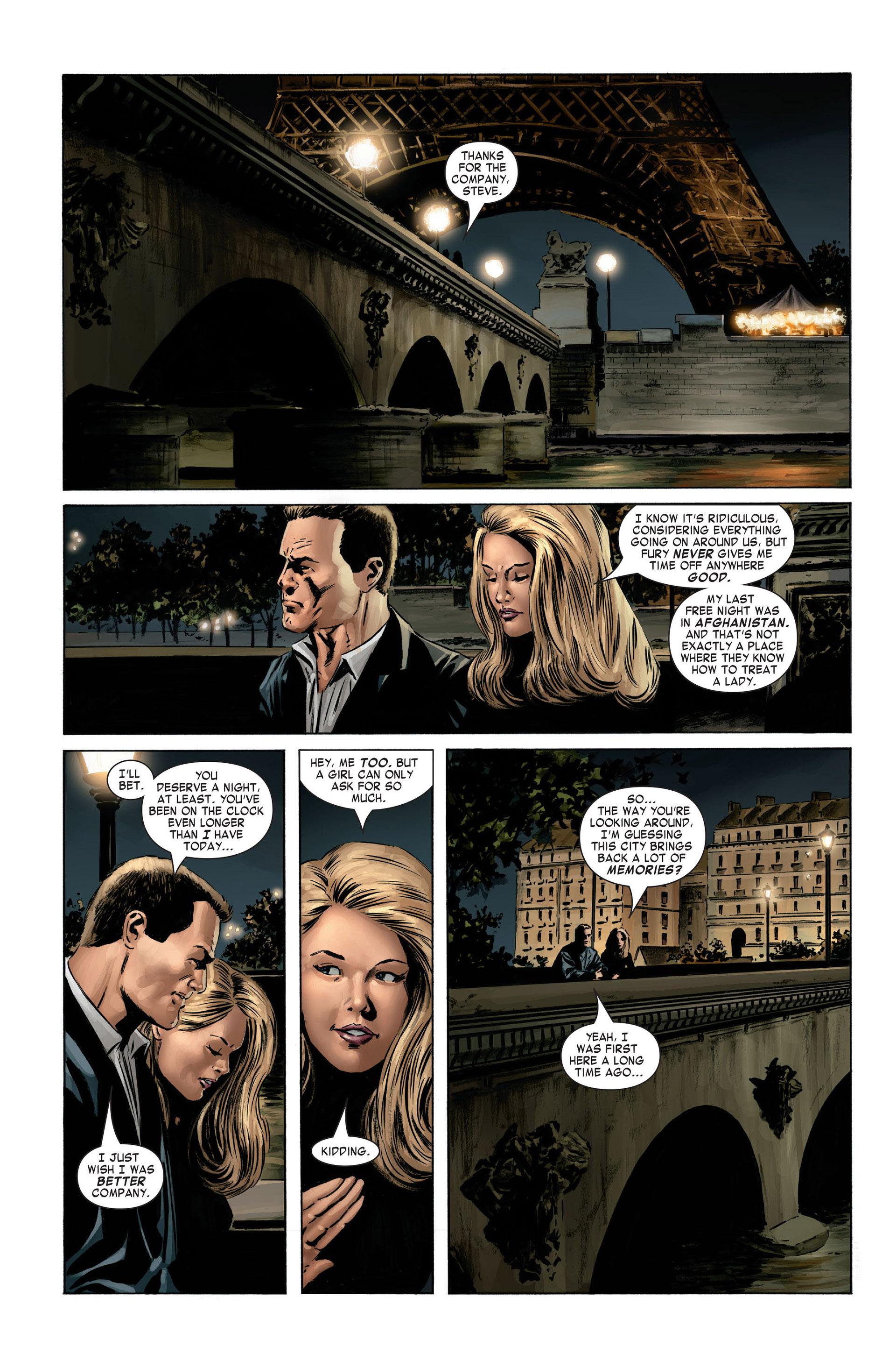 Captain America (2005) Issue #3 #3 - English 17