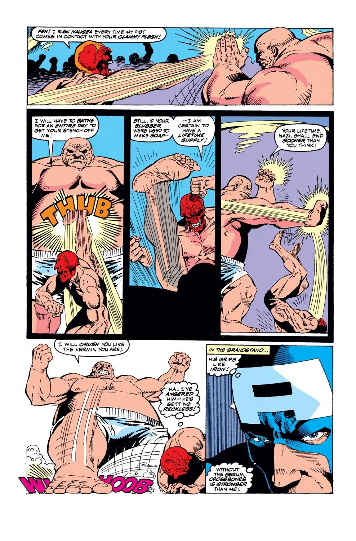 Captain America (1968) Issue #378 #311 - English 11