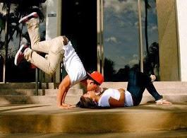 Nụ hôn theo kiểu hiphop