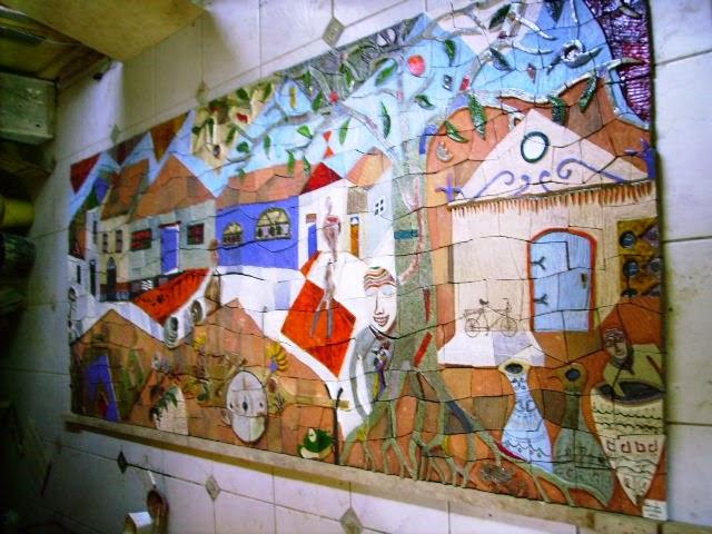 Painel Restaurante Naturetto-Brasilia