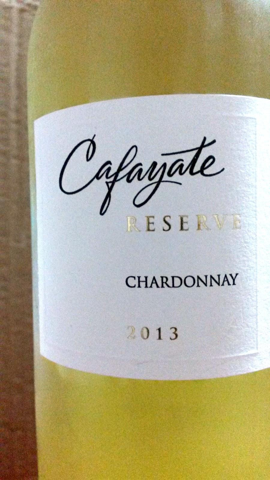 Cafayate Reserve Chardonnay