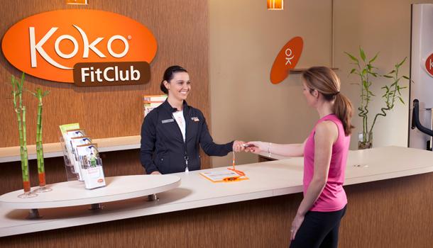 Koko FitClub at Cherry Hill