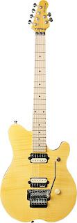 Teste da guitarra Axis da Strinberg modelo CLG-63 na Central do Rock