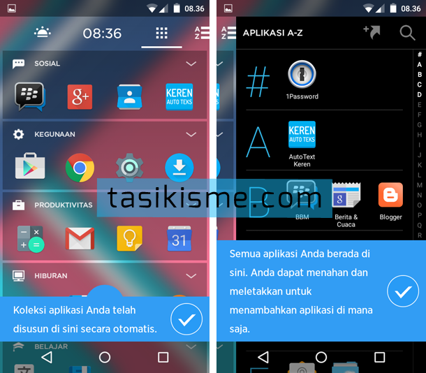 Tema Android Bagus