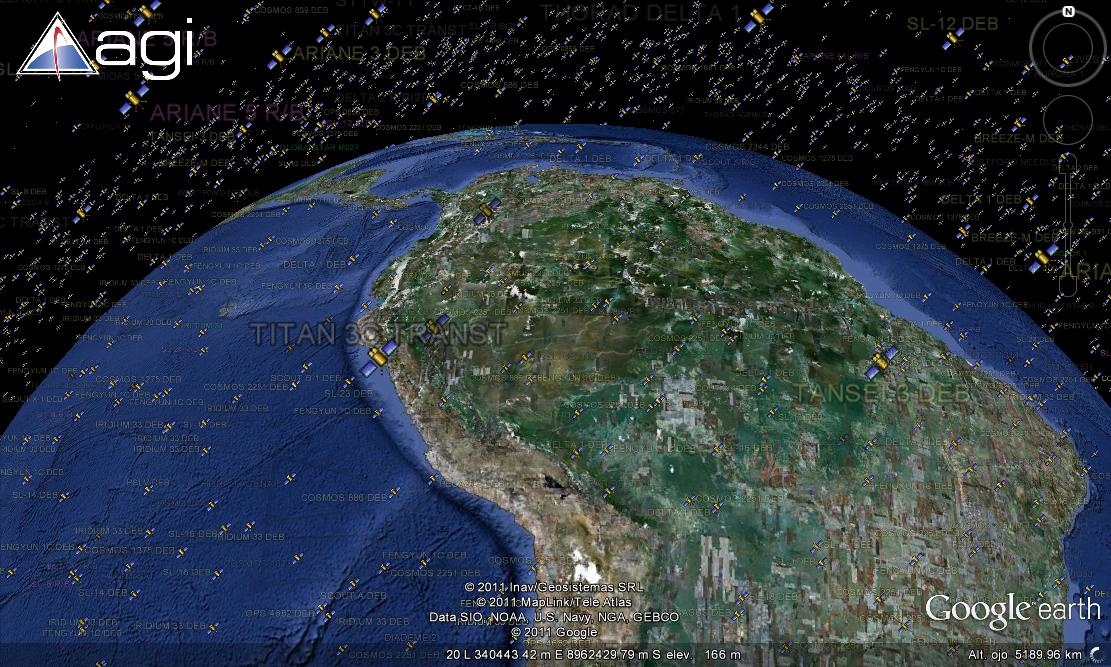 Estacion espacial internacional en vivo las 24 horas