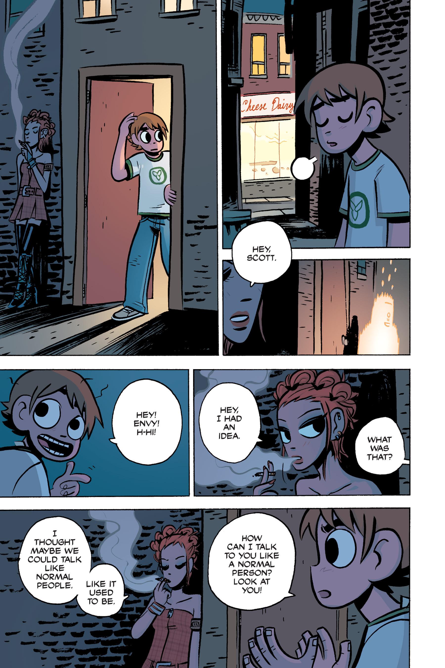 Read online Scott Pilgrim comic -  Issue #3 - 106