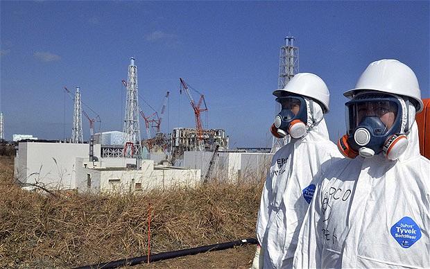 Fukushima Daiichi TEPCO