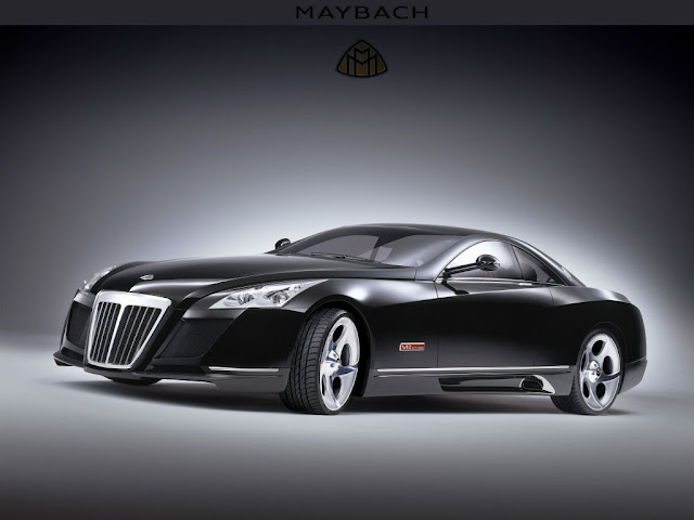 Super Car Mybach