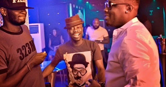 Tunde Oloyede: Pictures From Dr Sids Birthday Party With