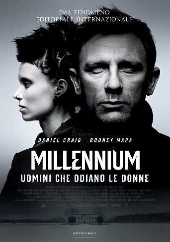 Millennium – Uomini che odiano le donne (2012)