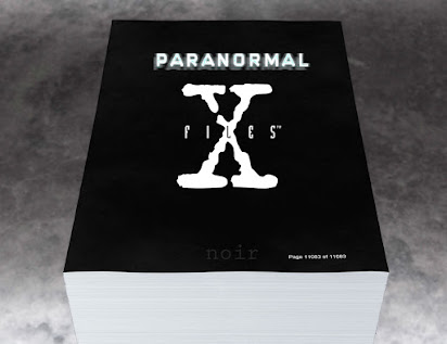 Take A Look Inside NOIR The X-Files