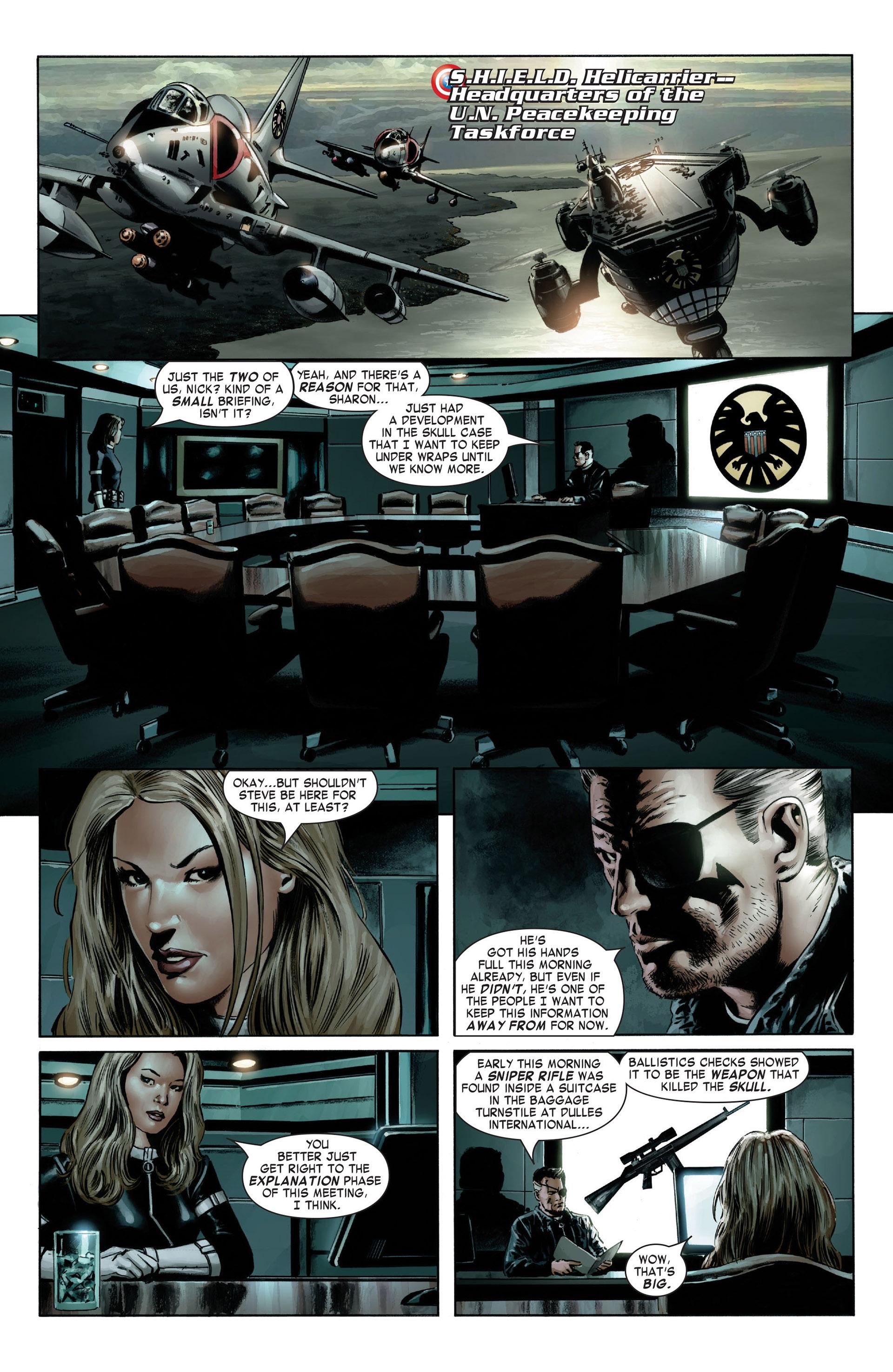 Captain America (2005) Issue #4 #4 - English 5