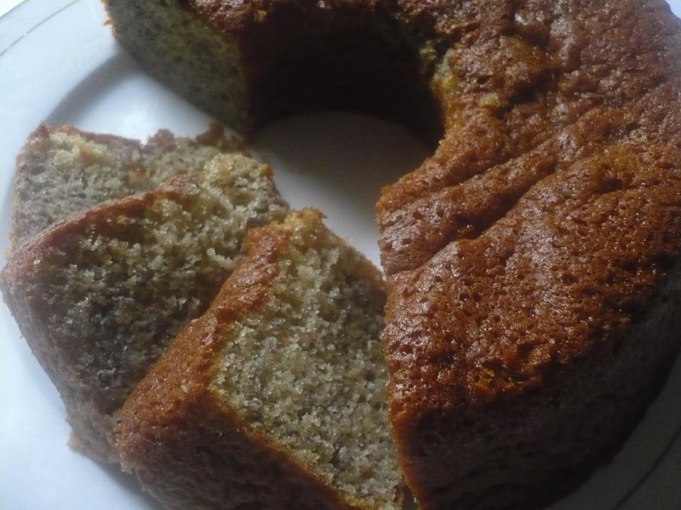 BANANA CAKE - Bolu Pisang