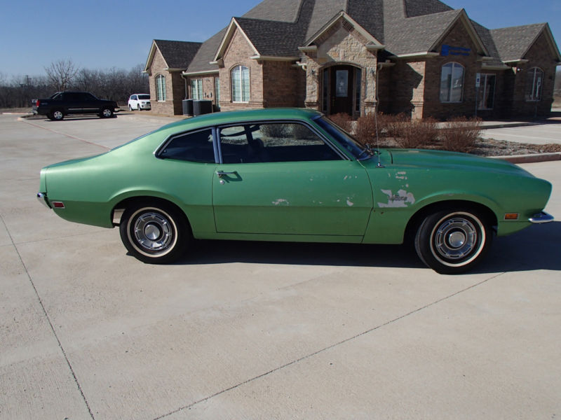 5k 1969 5 ford maverick it ain t easy being anti establish mint