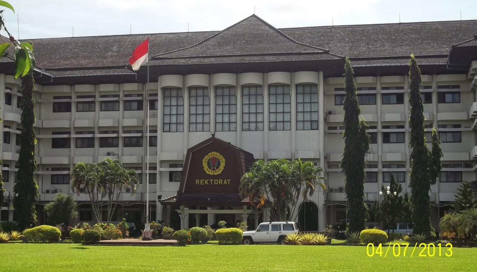 Daftar Fakultas di Universitas Mataram ( UNRAM ) Lombok NTB