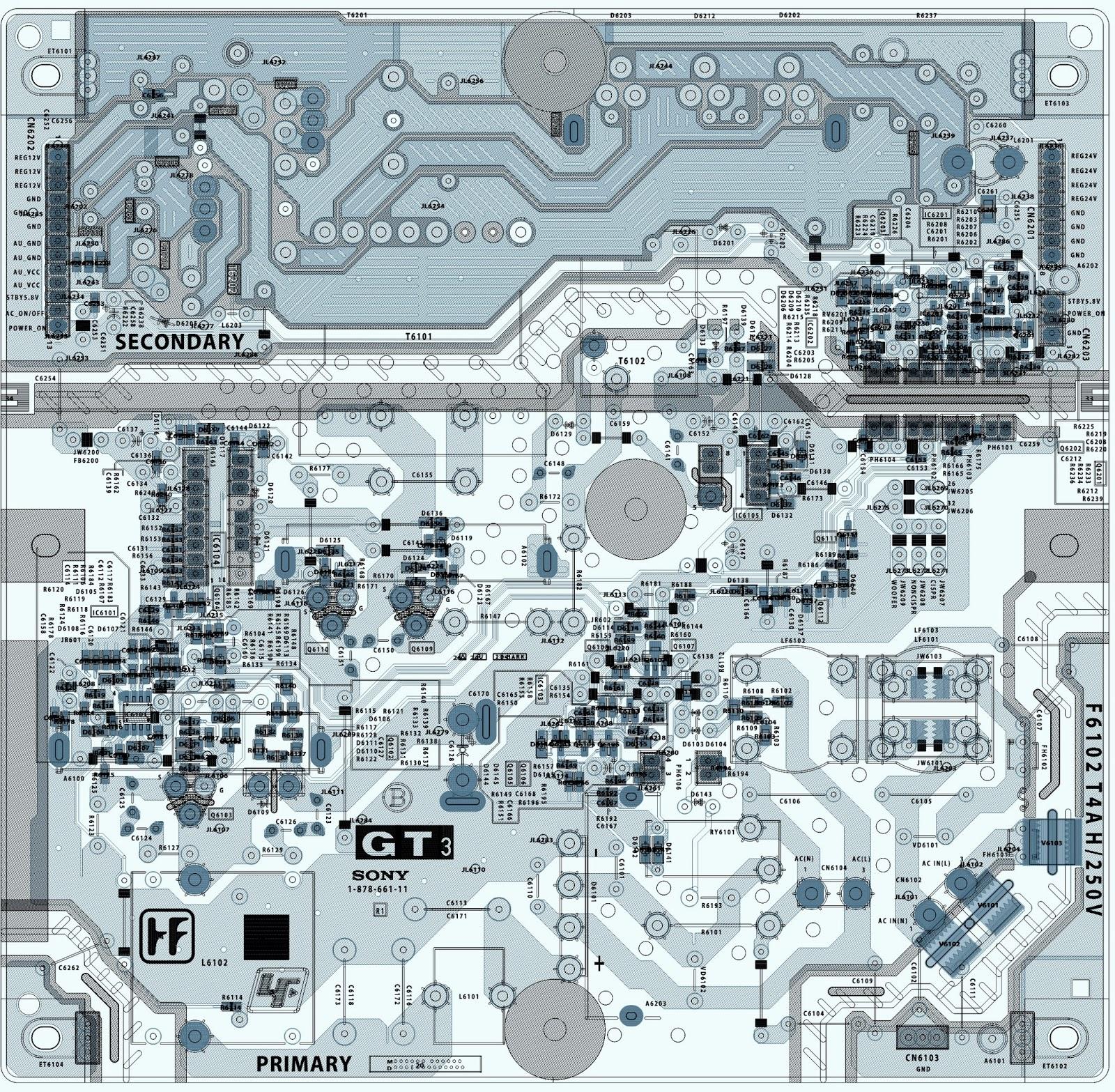 Sony Klv 32l500a