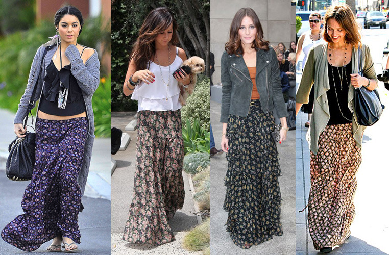 fashion an escape from anatomy the maxi skirt