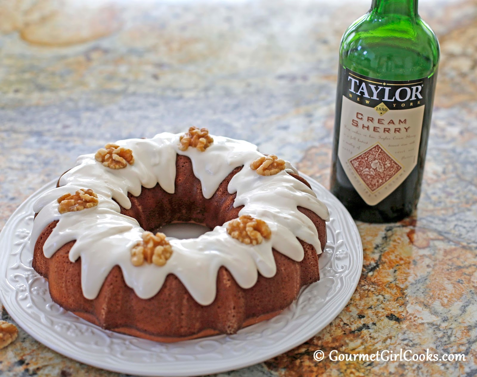 fresh gingerbread bundt cake happy bundt cake day sherry bundt cake ...