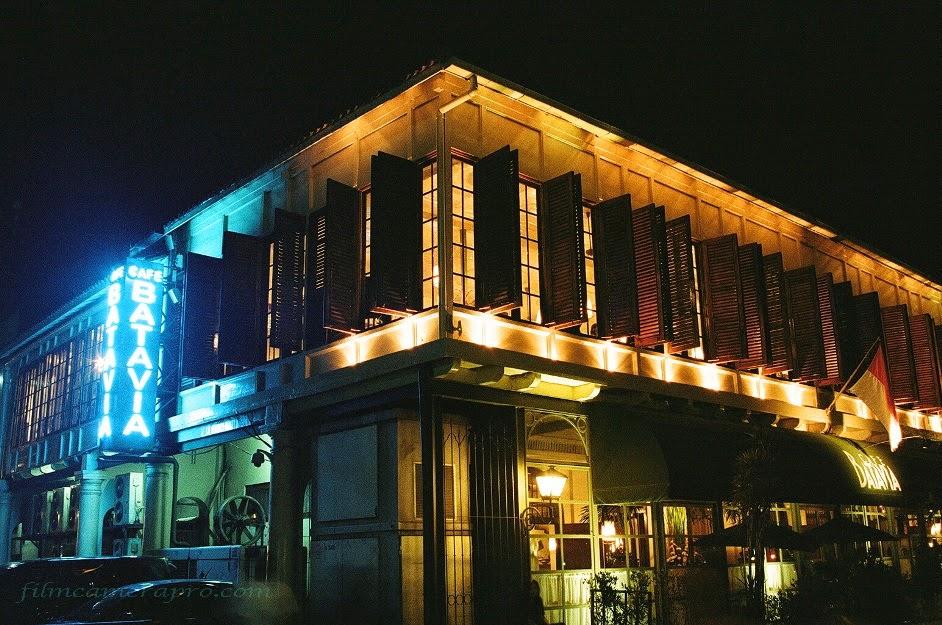 The Batavia Cafe