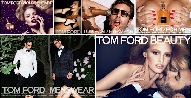 TOM FORD ADVERT