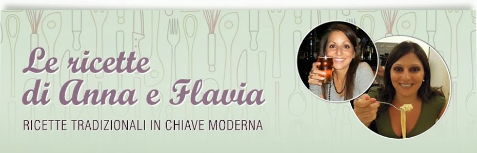 Anna's Recipes and Flavia