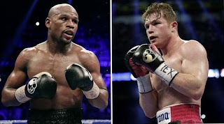 Floyd Mayweather vs. Canelo Alvarez