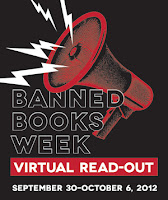 Banned Books Week Virtual Read-Out September 30-October 6 2012