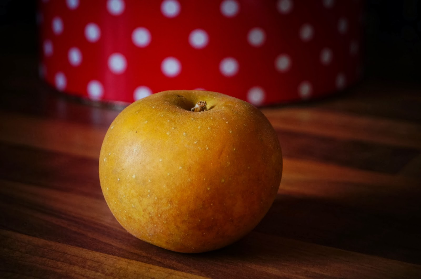 Egremont Russet Apple - 'Grow Our Own' Allotment Blog