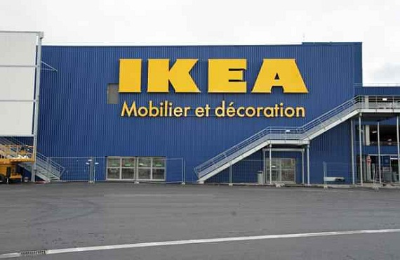 comment ingvar kamprad le fondateur d ikea est devenu milliardaire. Black Bedroom Furniture Sets. Home Design Ideas
