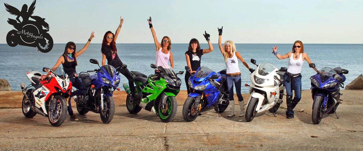 moto angels мото ангели дами жени мотори