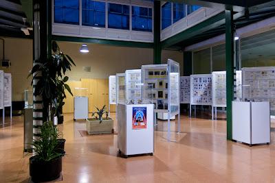 XVI Exposición Santa Bárbara de coleccionismo minero de Grucomi