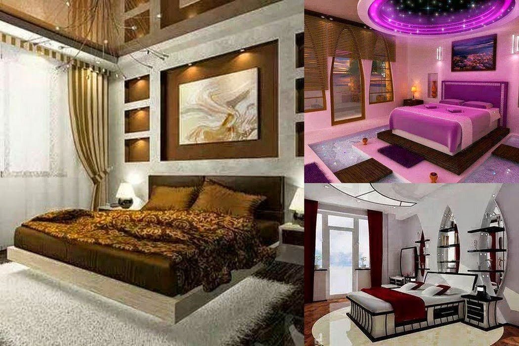 Modern bedrooms the most beautiful models to 10 bedrooms for Beautiful contemporary bedrooms