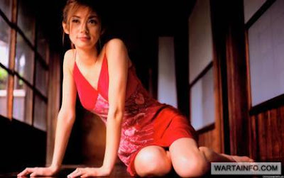 Artis Wanita Jepang paling cantik - wartainfo.com