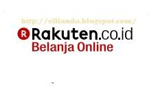 Rakuten Toko online murah, serba ada barang unik Jepang