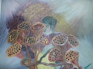 Prayer (Oil Painting) 2007