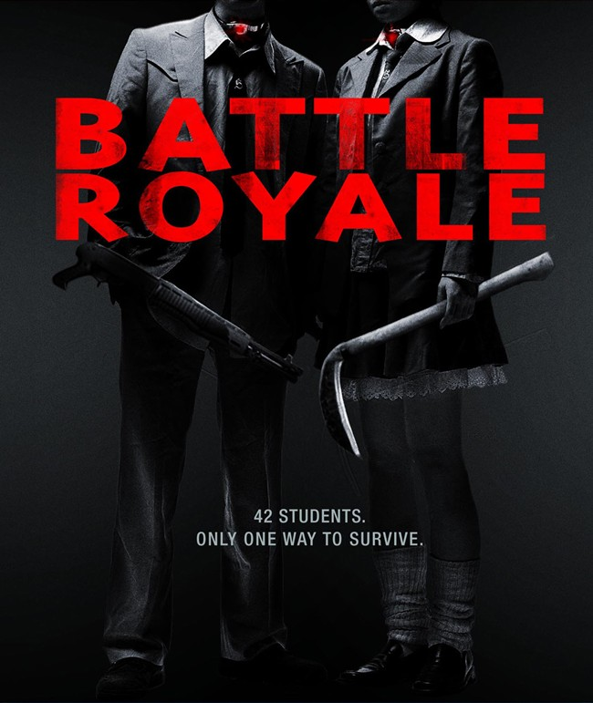 Battle royal essay