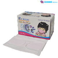 Masker Anak (Child's Mask)